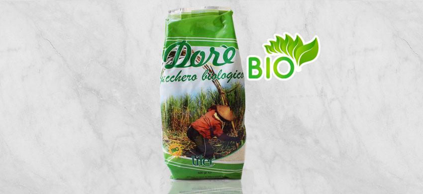 Liter - Dorè zucchero biologico di canna